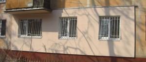 Как установить решетки на деревянные окна