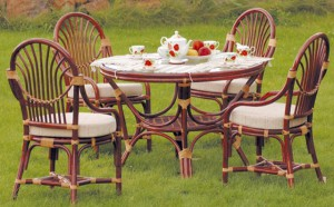 Подбор мебели для сада