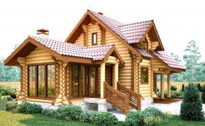 Производство материалов для строительства домов из бруса