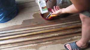 Антисептики для деревянных конструкций