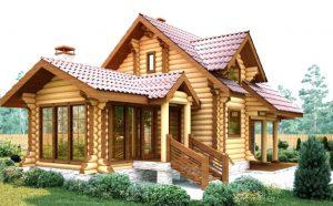 Дом-мечты из клееного бруса: этапы правильной заготовки древесины.