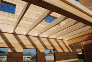 Нагельные соединения элементов деревянных конструкций