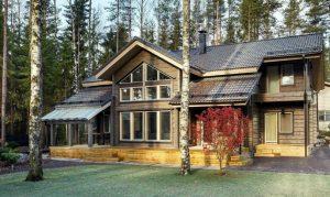 Как создать идеальный финский дом