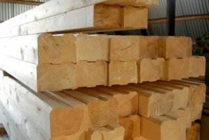 Древесные породы для производства клееного бруса